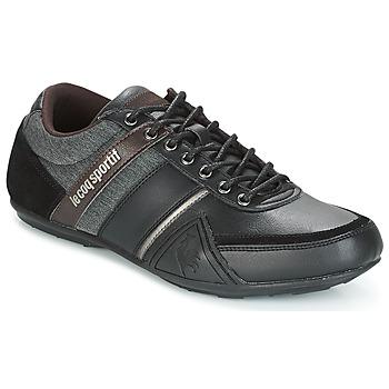 Schuhe Herren Sneaker Low Le Coq Sportif ANDELOT S LEA/2TONES Schwarz