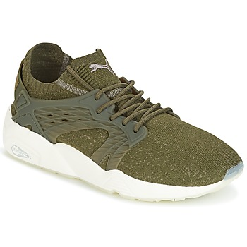 Schuhe Herren Sneaker Low Puma BLAZE CAGE EVOKNIT Kaki