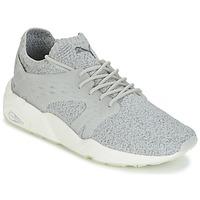 Schuhe Herren Sneaker Low Puma BLAZE CAGE EVOKNIT Grau