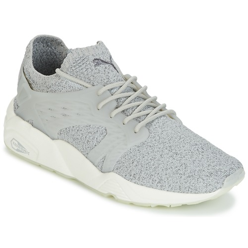 Puma BLAZE CAGE EVOKNIT Grau  Schuhe Sneaker Low Herren
