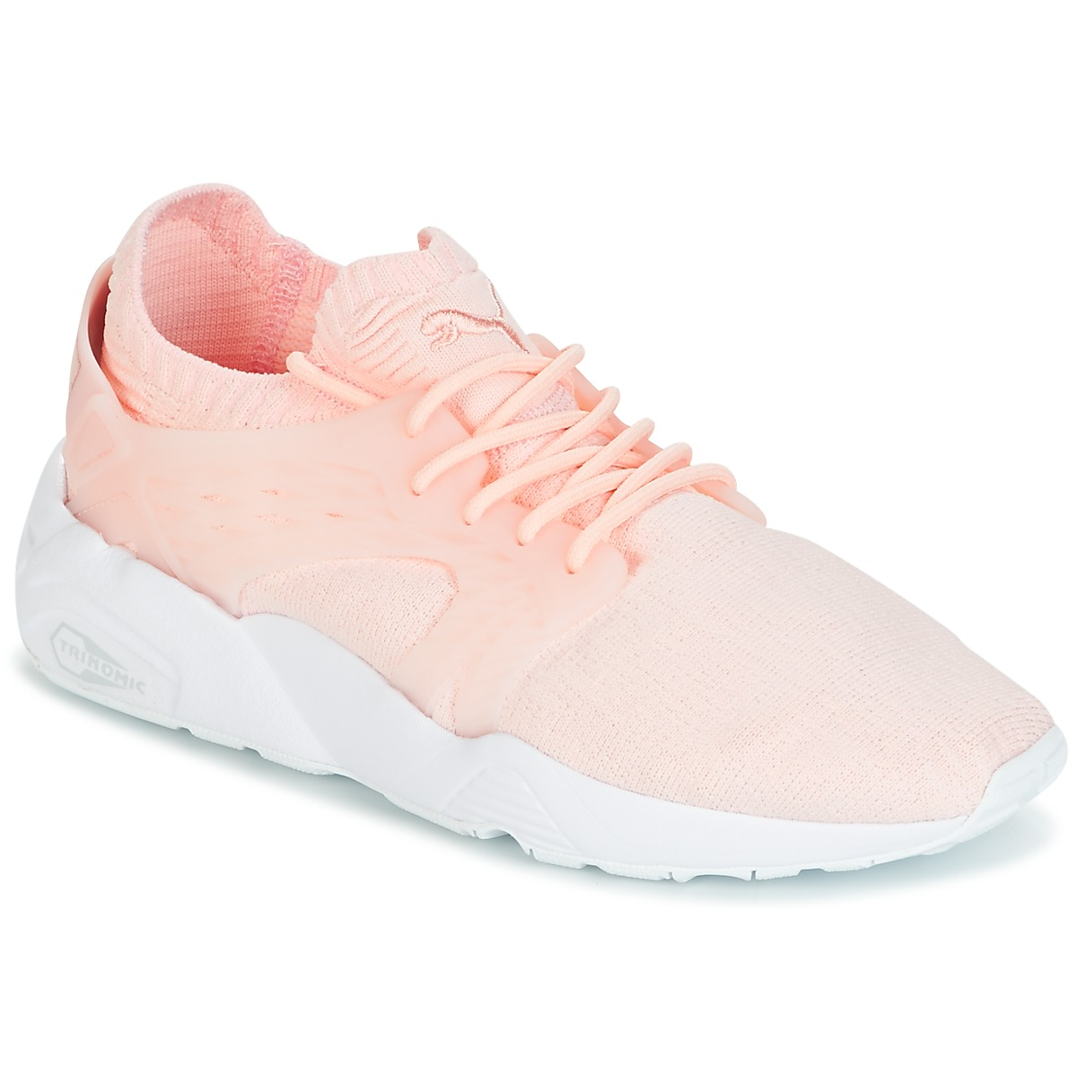 Puma Blaze Cage Knit Wn's Rose - Kostenloser Versand bei Spartoode ! - Schuhe Sneaker Low Damen 95,20 €