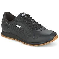 Schuhe Herren Sneaker Low Puma ST Runner Full L Schwarz