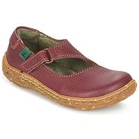 Schuhe Mädchen Boots El Naturalista NIDO Schwarz