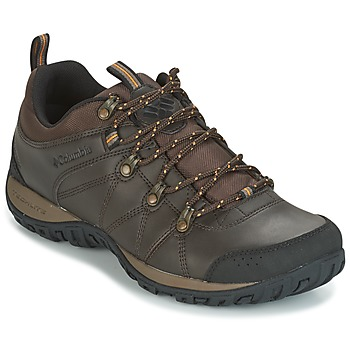 Schuhe Herren Multisportschuhe Columbia PEAKFREAK VENTURE WATERPROOF Braun