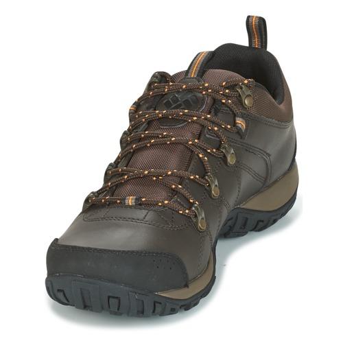 Columbia  PEAKFREAK VENTURE WATERPROOF Braun  Columbia Schuhe Multisportschuhe Herren 87,99 858b47