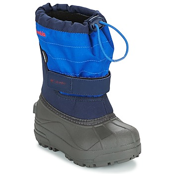 Schuhe Kinder Schneestiefel Columbia CHILDRENS POWDERBUG PLUS II Marine
