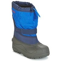 Schuhe Kinder Schneestiefel Columbia YOUTH POWDERBUG™ PLUS II Marine