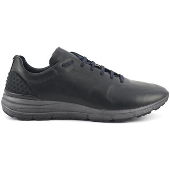 Schuhe Herren Sneaker Low Café Noir BUFFALO SOLE SNEAKERS ANTRACITE 010 NERO