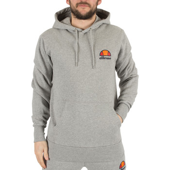 Kleidung Herren Sweatshirts Ellesse Herren Toce linker LogoHoodie, Grau grau