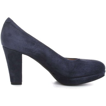 Schuhe Damen Pumps Igi&co 7752400 Pumps Frau Blue Blue