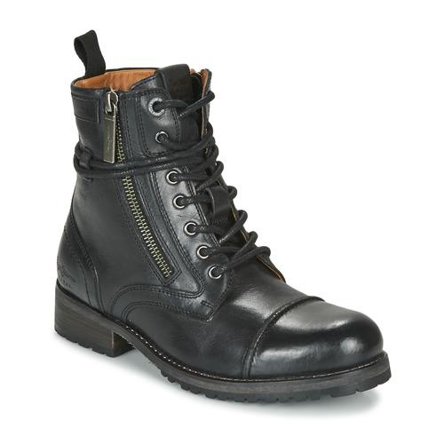 Pepe jeans MELTING Schwarz  Schuhe Boots Damen 139
