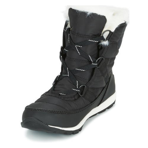 Sorel WHITNEY SHORT LACE Schwarz 129,99  Schuhe Schneestiefel Damen 129,99 Schwarz e4c14b