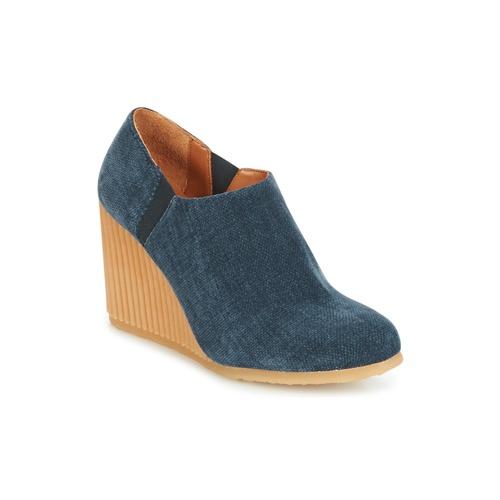 Castaner VIENA Blau Schuhe Ankle Boots Damen 97,50