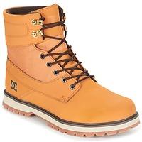 Schuhe Herren Boots DC Shoes UNCAS M BOOT TBK Beige / Schwarz / Braun