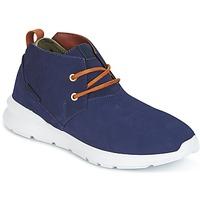 Schuhe Herren Boots DC Shoes ASHLAR M SHOE NC2 Marine / Camel