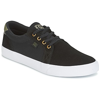 Schuhe Herren Sneaker Low DC Shoes COUNCIL SD Schwarz / Kaki