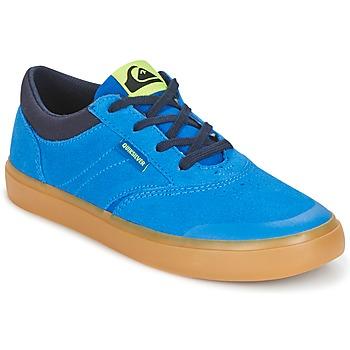 Schuhe Kinder Sneaker High Quiksilver BURC YOUTH B SHOE XBCB Blau / Braun