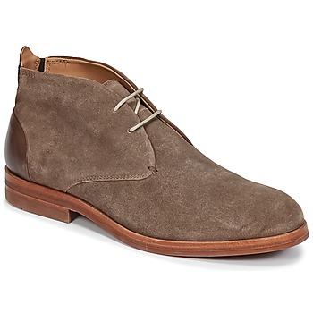 Schuhe Herren Boots Hudson MATTEO Maulwurf