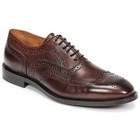 Schuhe Herren Derby-Schuhe Hudson HEYFORD Braun