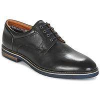 Schuhe Herren Derby-Schuhe Salamander VASCO-AW Schwarz