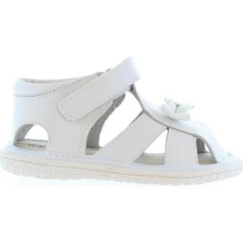 Schuhe Kinder Sandalen / Sandaletten Happy Bee B120034-B3841 Blanco