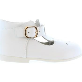 Schuhe Kinder Derby-Schuhe & Richelieu Happy Bee B121174-B3841 Blanco