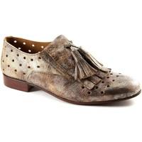 Schuhe Damen Richelieu Mat:20 MAT-E17-3017-CM Beige