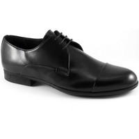 Schuhe Herren Richelieu Melluso MEL-E17-U24401-NE Nero