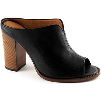 Schuhe Damen Sandalen / Sandaletten Malù Malù MAL-E17-1445-NE Nero