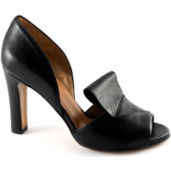 Schuhe Damen Sandalen / Sandaletten Malù Malù MAL-E17-1460-NE Nero