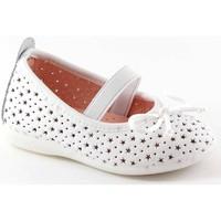 Schuhe Kinder Ballerinas Gioseppo MARIANELA 39702 weiß Babyschuhe elastischen Tänzer Bianco