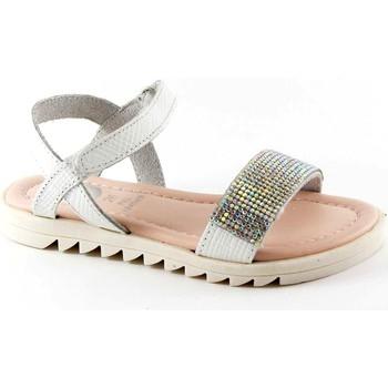 Schuhe Kinder Sandalen / Sandaletten Gioseppo TIARA 39644 weiß weiß Strass Träne Baby Sandalen Bianco