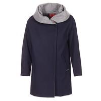 Kleidung Damen Mäntel S.Oliver DEMIZA Marine / Grau
