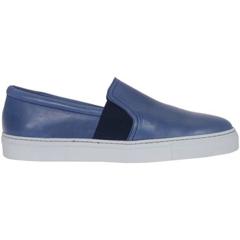 Sneaker Vans Slip On Comino blau  Leinen NEU Gr.45