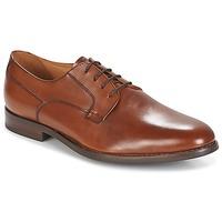 Schuhe Herren Derby-Schuhe Geox U HAMPSTEAD Braun