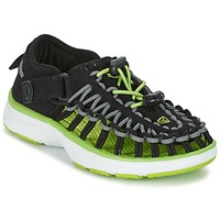 Schuhe Kinder Sportliche Sandalen Keen UNEEK O2 Schwarz