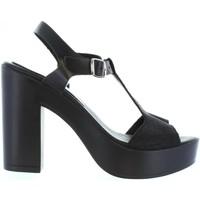 Schuhe Damen Sandalen / Sandaletten Cumbia 30114 Negro