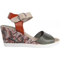 Schuhe Damen Sandalen / Sandaletten Cumbia 30151 Verde