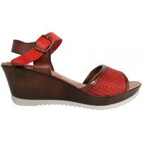 Schuhe Damen Sandalen / Sandaletten Cumbia 30158 Rojo