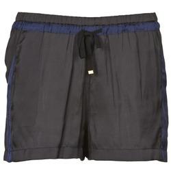 Kleidung Damen Shorts / Bermudas Naf Naf KAOLOU Schwarz