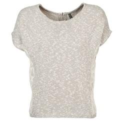 Kleidung Damen T-Shirts Naf Naf MILLON Grau