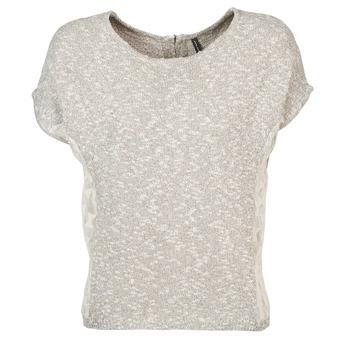 T-Shirts & Poloshirts Naf Naf MILLON Grau 350x350