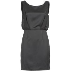 Kleidung Damen Kurze Kleider Naf Naf LYCOPINE Schwarz