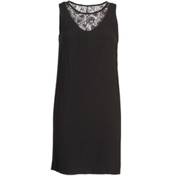 Kleidung Damen Kurze Kleider Naf Naf LYSHOW Schwarz