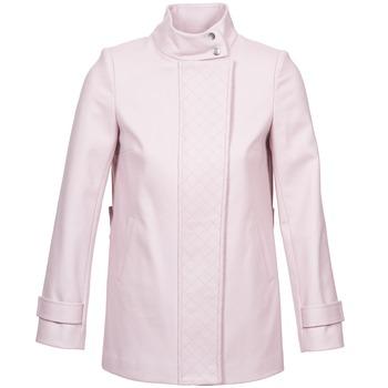 Kleidung Damen Mäntel Naf Naf ACORA Rose