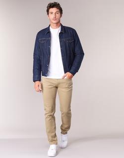 Kleidung Herren Slim Fit Jeans Levi's 511 SLIM FIT Beige