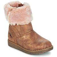 Schuhe Mädchen Boots Mod'8 ALTECIA Goldfarben
