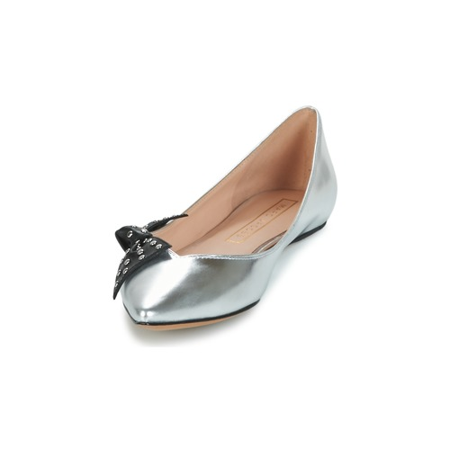Marc Jacobs RITA POINTY TOE Silbern