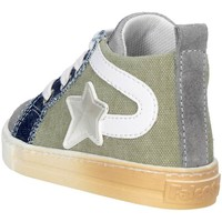 Schuhe Kinder Sneaker Low Falcotto 0012010936.07.9162 hellgrau