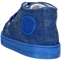Schuhe Kinder Sneaker Low Falcotto 0012010916.02.9112 Hellblau